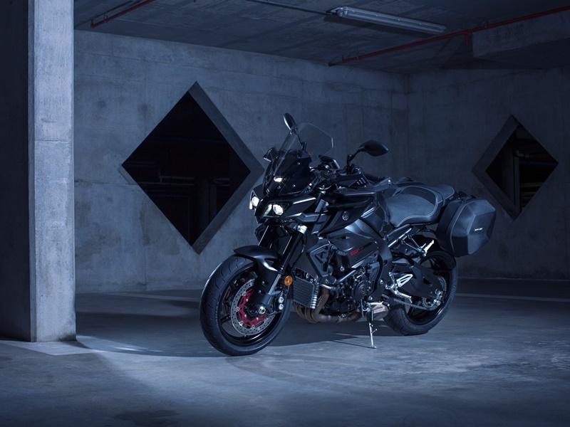 Nueva Yamaha MT-10 Tourer Edition