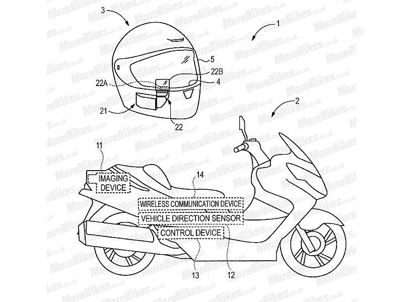 Sistema de realidad aumentada de Suzuki