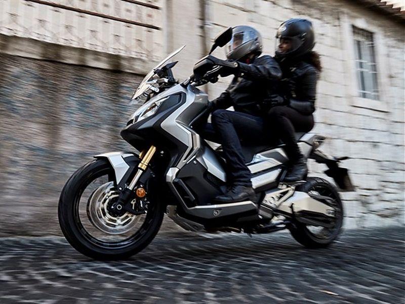 En abril llega la Honda X-ADV