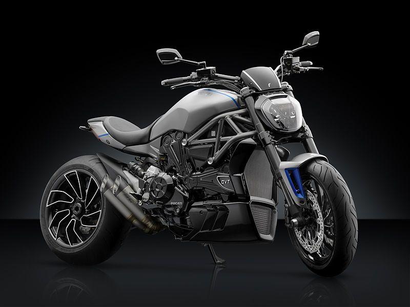 Rizoma lanza su línea especial para la Ducati XDiavel S