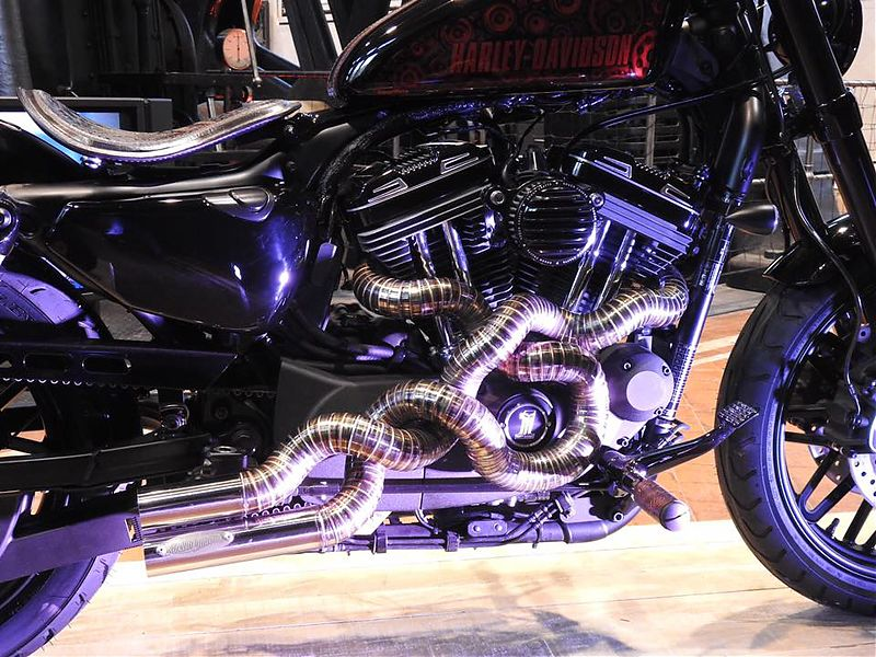 La Metal Snake de Harley-Davidson Lisboa será el representante ibérico en la final del Battle of the Kings