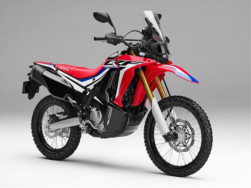 Honda CRF250_Rally