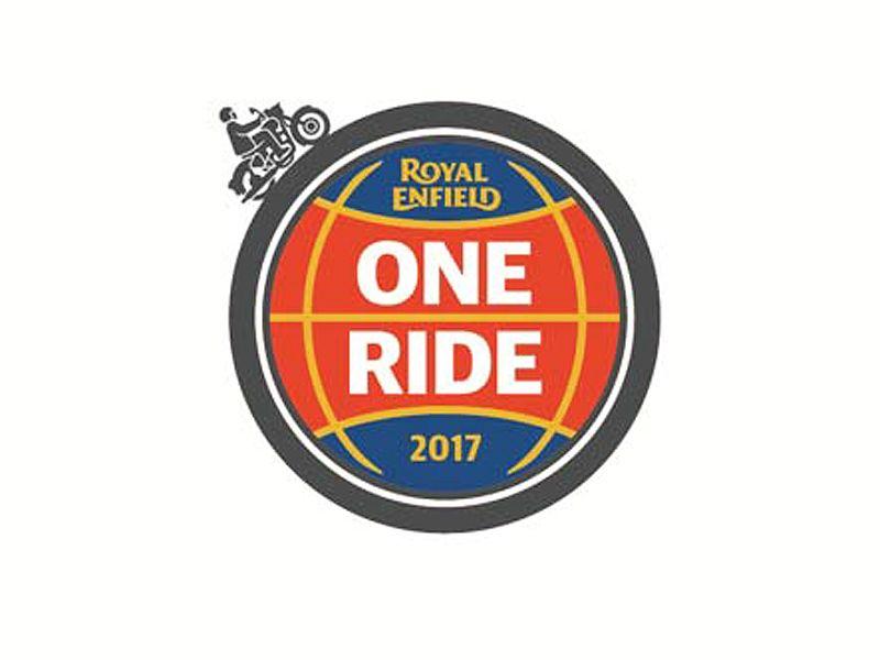 El próximo 2 de abril se celebra el ONE RIDE de Royal Enfield