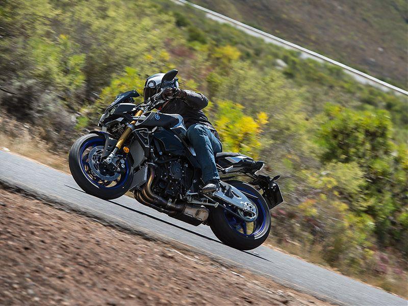La Yamaha MT-10 SP exige manos expertas para extraer todo su potencial