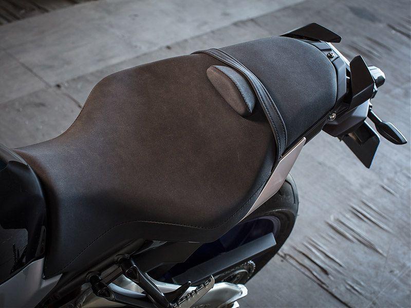 Asiento de la Yamaha MT-10 SP