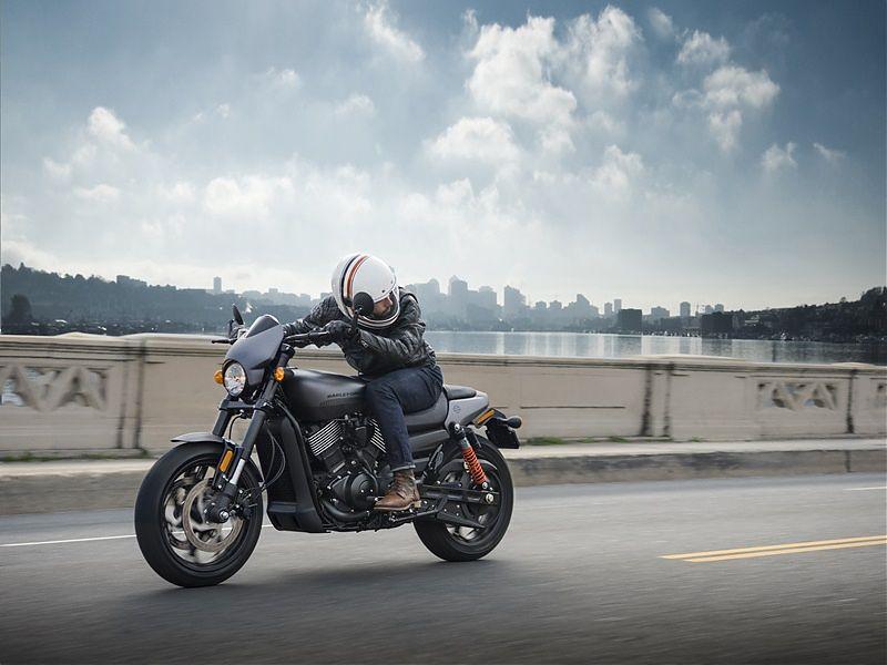 Nueva Nueva Harley-Davidson Street Rod