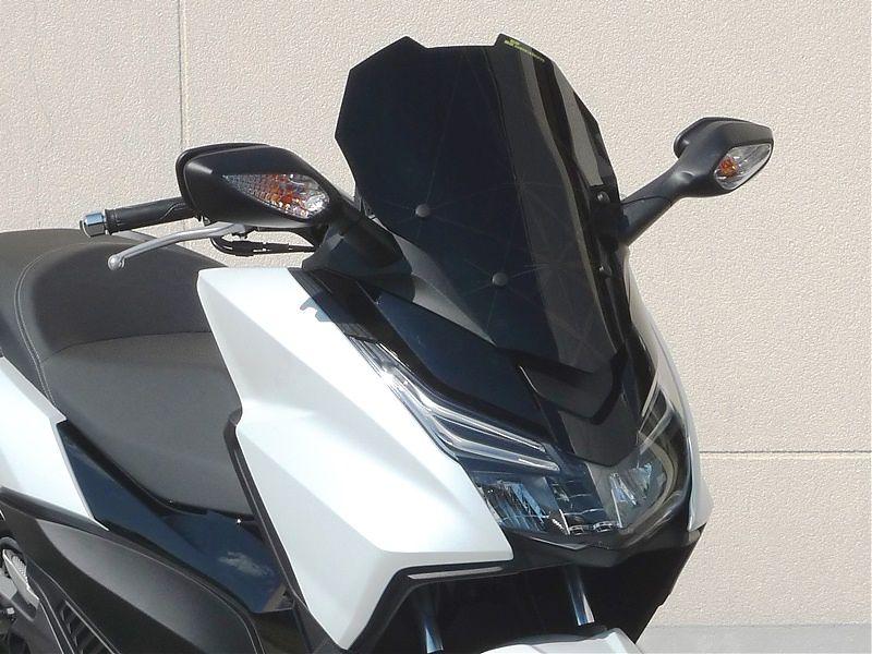 Cúpula Bullster para Honda Forza