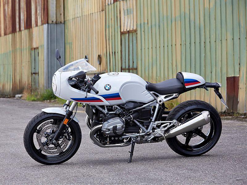 La BMW R nineT se viste de carreras con la versión Racer