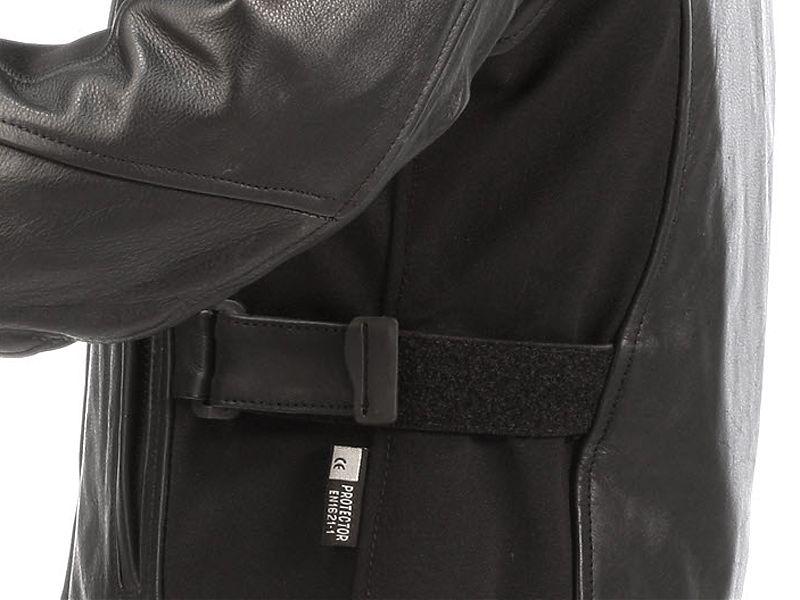 Detalle de la nueva chaqueta Rainers Kiara