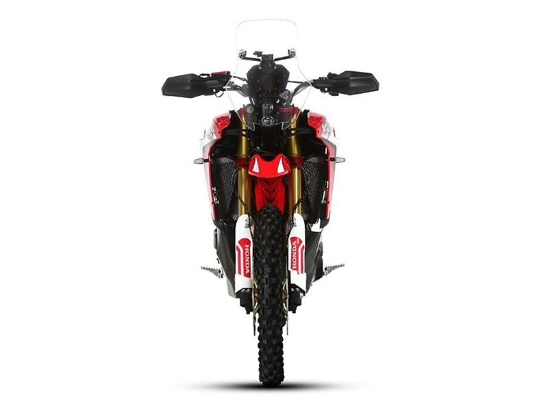 Honda CRF1000L Africa Twin Rally, frontal