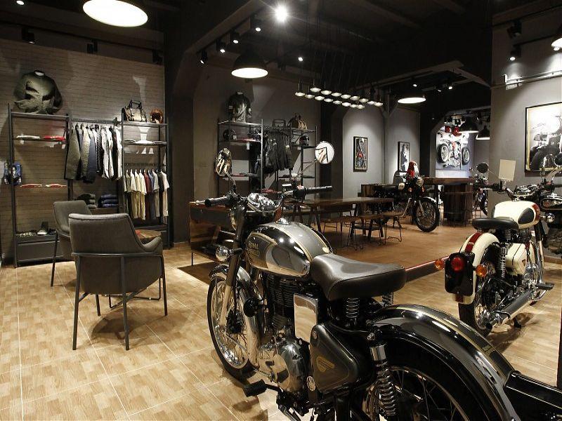Royal Enfield inaugura su nueva tienda en Palma de Mallorca