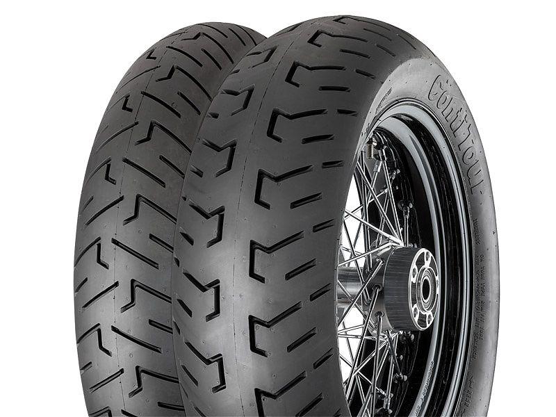 Dibujo de los neumáticos Continental ContiTour 2017