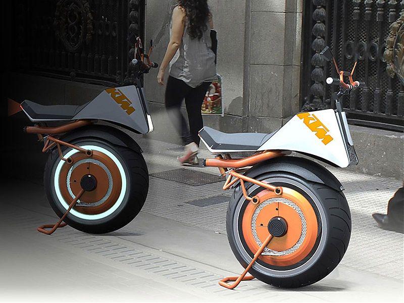 Monociclo KTM