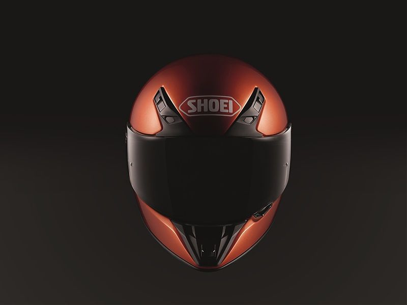 Shoei RYD, frontal