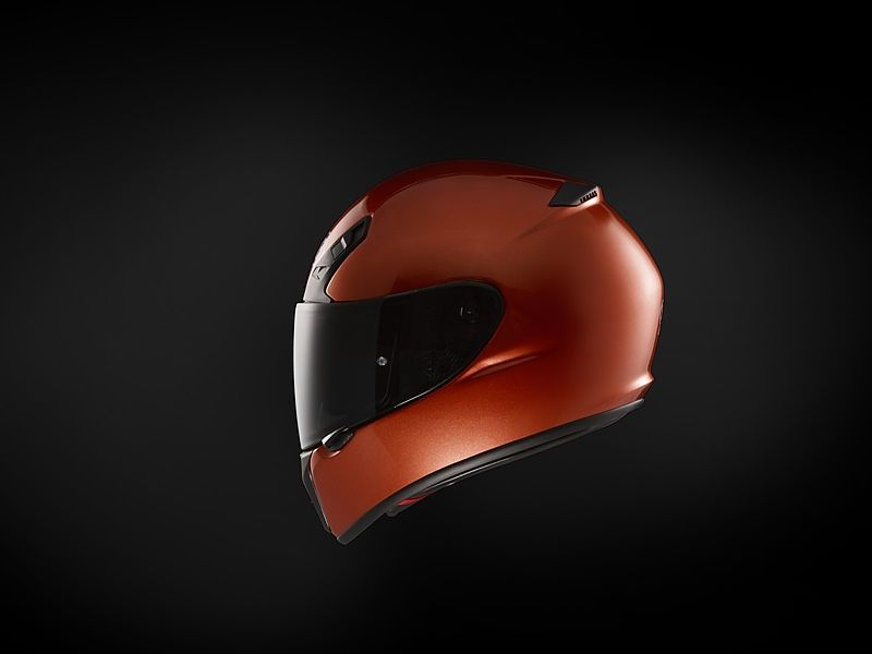 Shoei RYD, lateral
