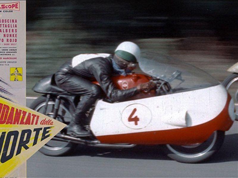 Gilera 500/4 GP 1956 ¡Gas!