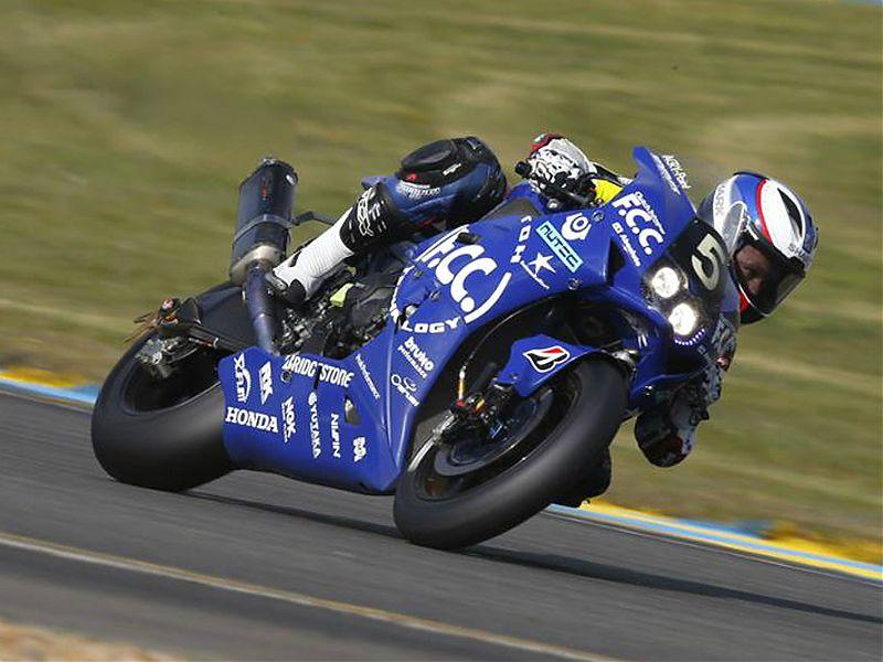 Techer ha sufrido un fuerte highside y se perderá las 24h de Le Mans