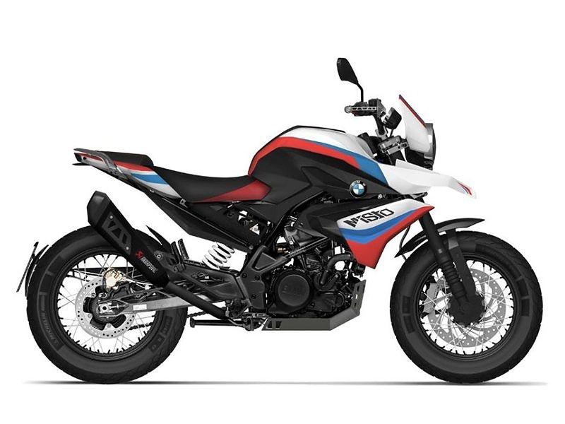 Diseño de la BMW 310 Supermoto