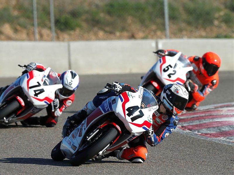 Copa Honda CBR300R en Alcarrás