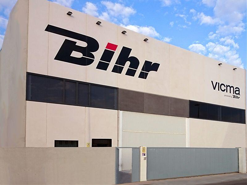 Nuevas instalaciones de Bihr en Totana (Murcia)