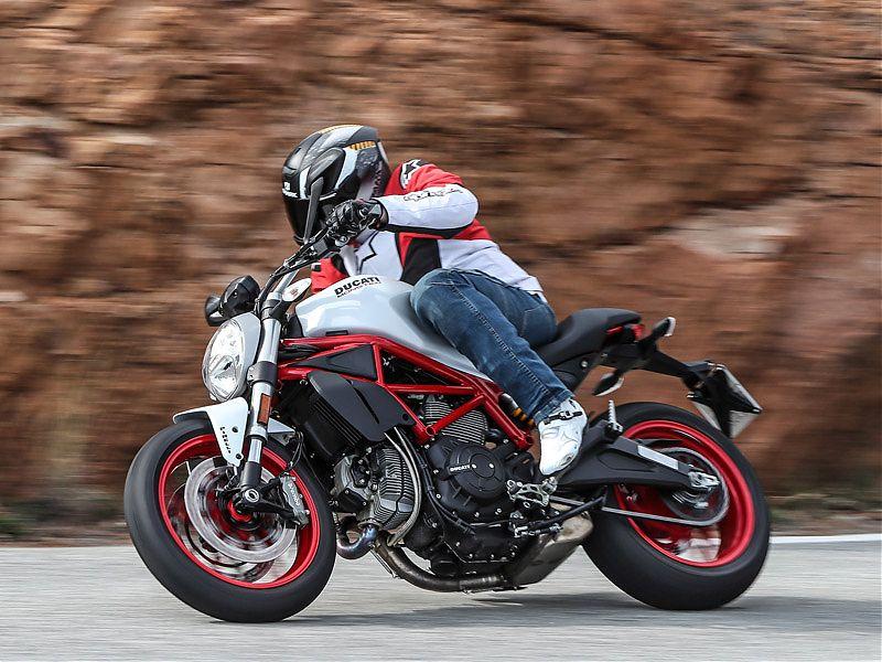 Esencial, deportiva, icónica, contemporánea, así es la Ducati Monster 797