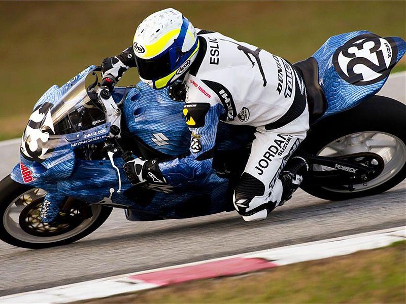 Suzuki AMA de Michael Jordan Motorsports