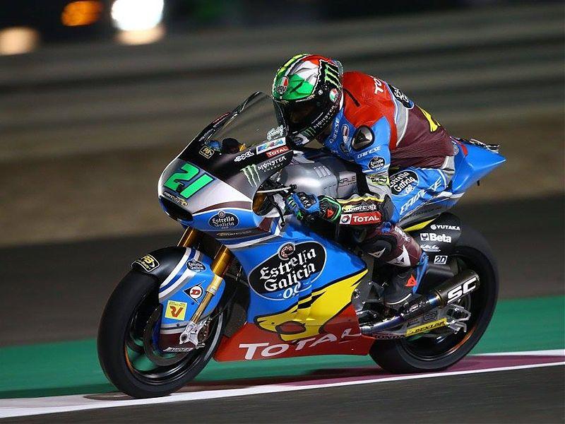 Franco Morbidelli gana con autoridad en Moto2