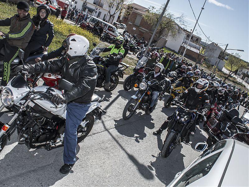 Motos, motos y más motos