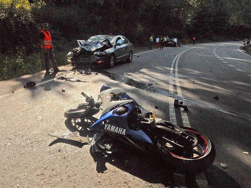 La mortalidad en carretera cae un 2 % en la Unión Europea