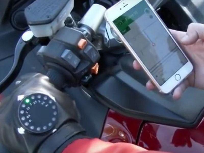 Llega TurnPoint el guante con GPS incorporado