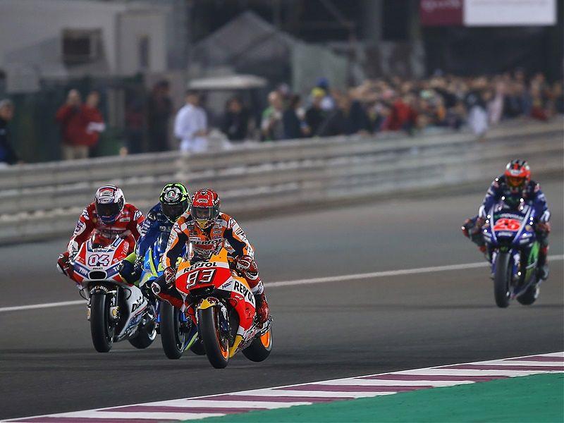 Se elimina el permiso por puntos de MotoGP