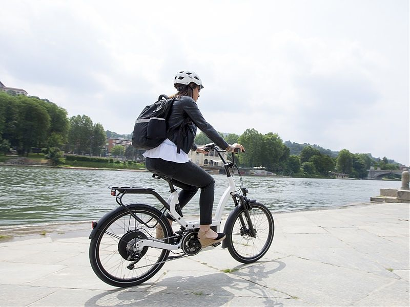 KYMCO se lanza al segmento de e-Bikes