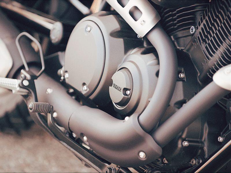 Yamaha SCR950 2017.