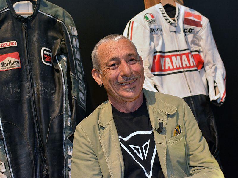 """Lucchinelli: """"Lorenzo solo está en Ducati porque le dan un montón de dinero"""""""