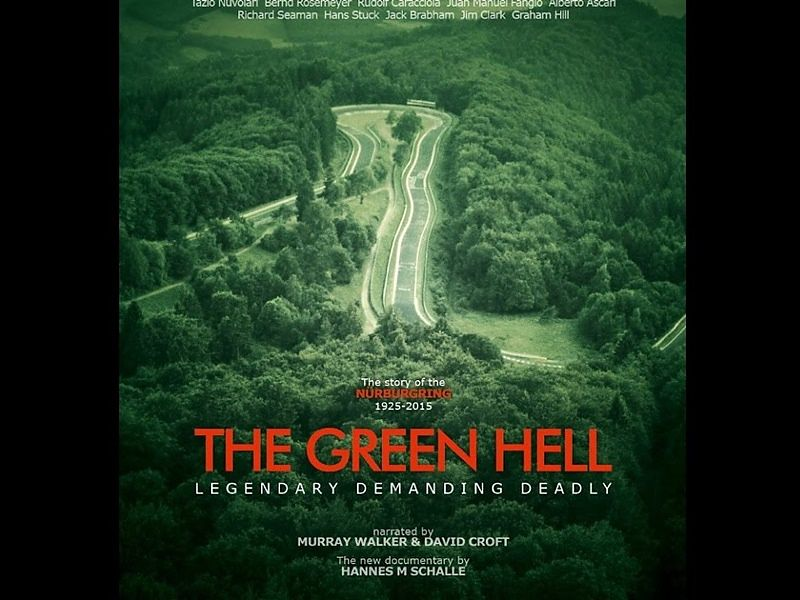The Green Hell, la película sobre Nürburgring