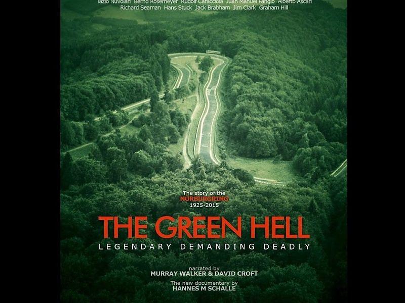 The Green Hell, la película sobre Nürburgring