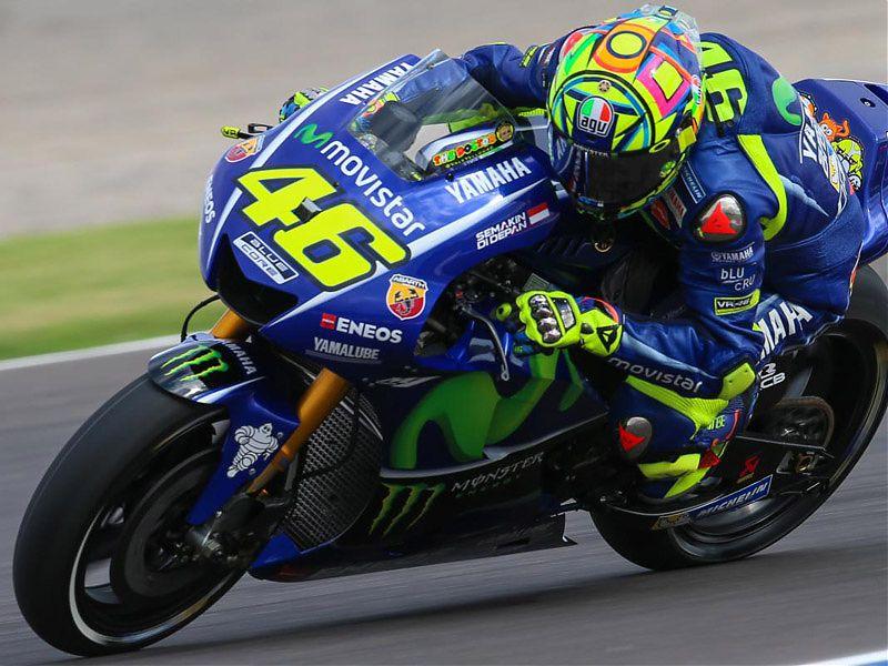Rossi ha vuelto a subir al podio