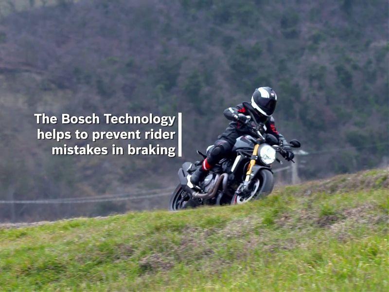 La tecnología de Bosch al servicio de Ducati