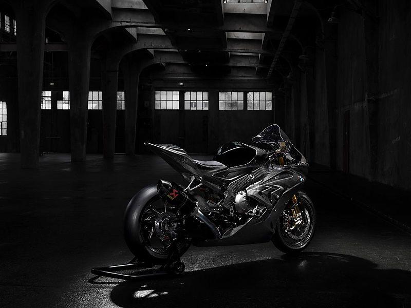 La BMW HP4 Race podría presentarse este mes