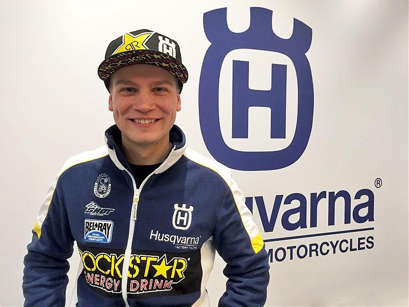 Antti Hellsten.