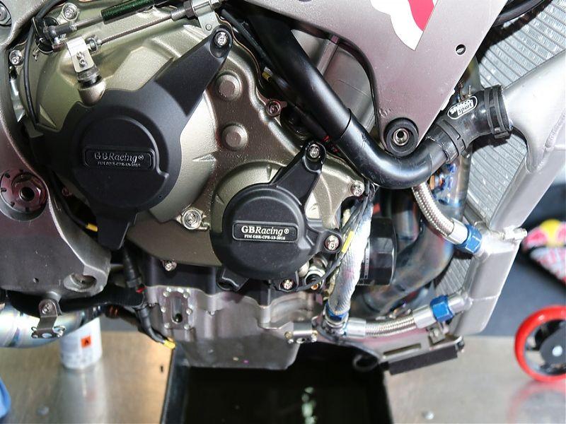 WSBK Red Bull Honda motor