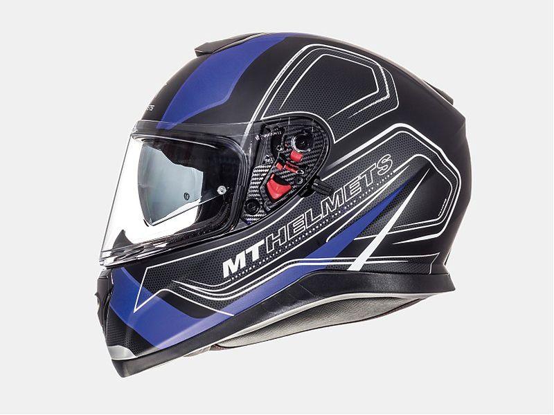 Nuevo casco MT Thunder 3 sv
