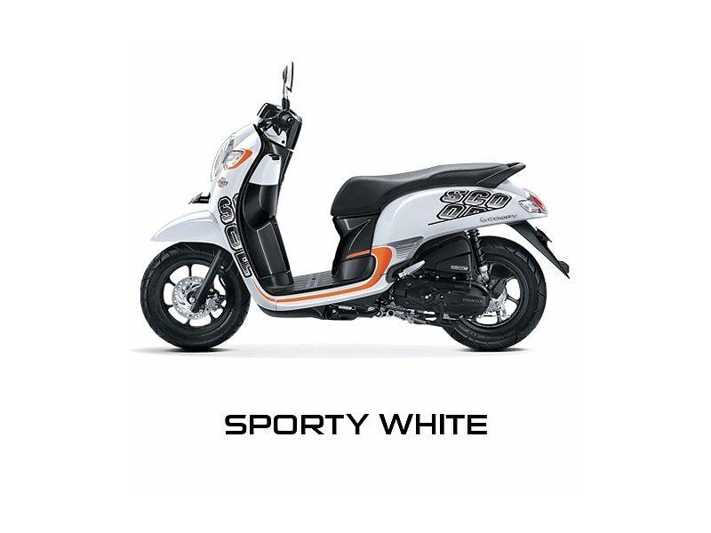Honda New Scoopy i 110
