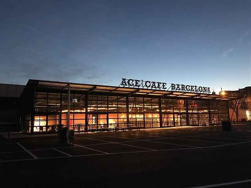 Se inaugura el Ace Cafe Barcelona