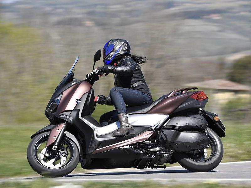 El Yamaha X-MAX 300 2017 cuesta 5.699 €