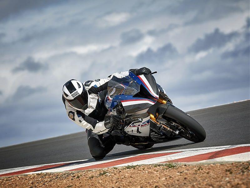 Nueva BMW HP4 RACE