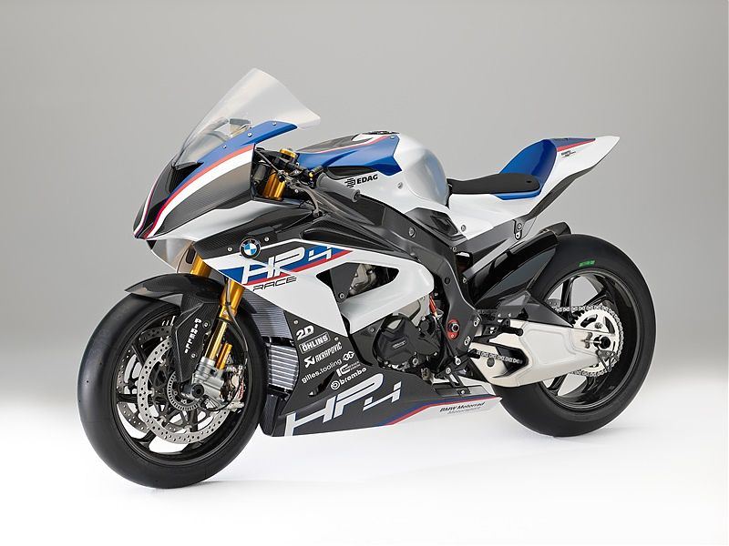 BMW HP4 RACE - 3/4 del