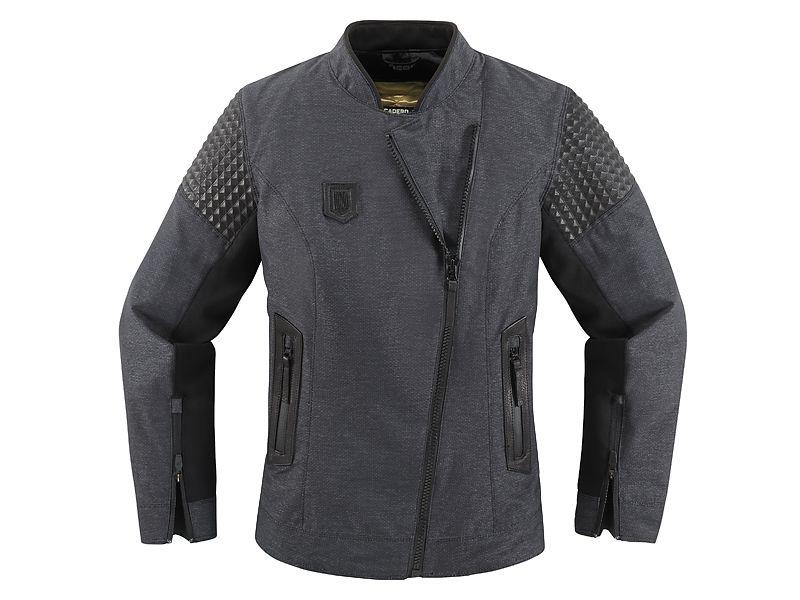 ICON ha presentado su nueva chaqueta femenina Tuscatero One Thousand