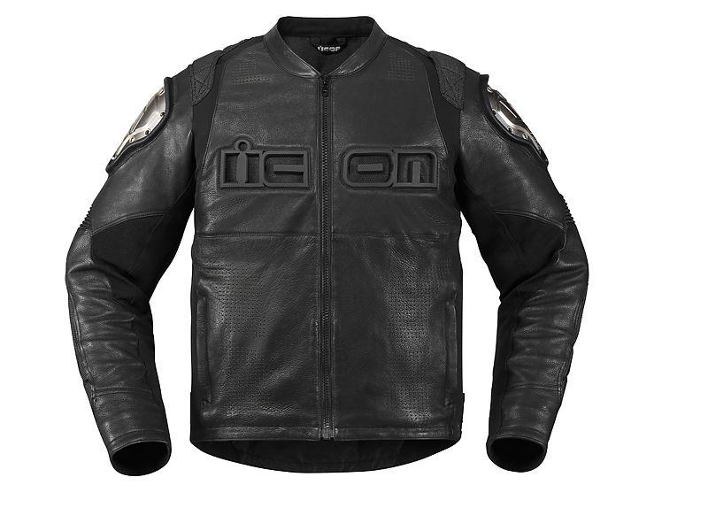 ICON ha presentado la nueva chaqueta TiMax