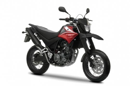 Yamaha XT660X 2010